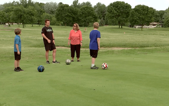 Foot Golf Course