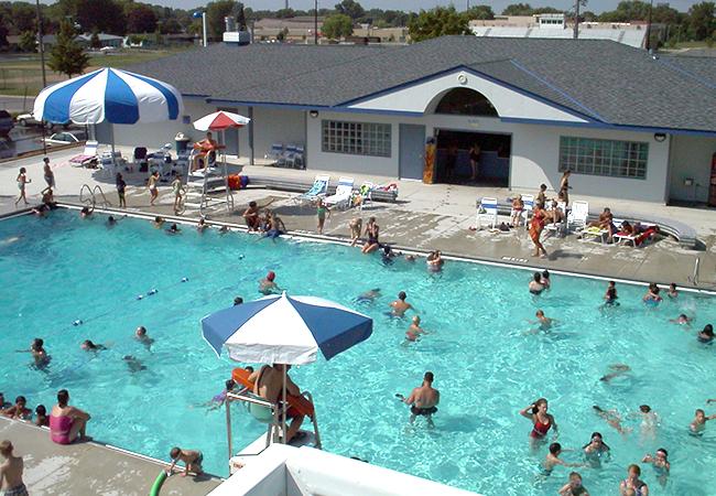 West st paul mn official website for Aldershot swimming pool burlington